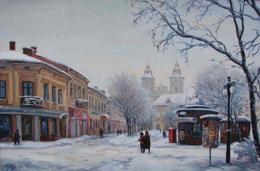 Ігор Роп'яник - Площа ринок, 2007