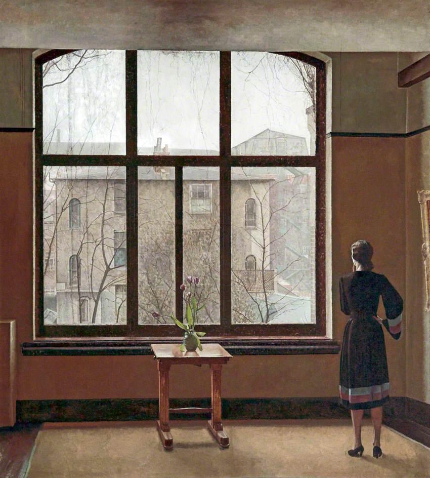 Thomas Burke -  From My  Study Window, 1938
