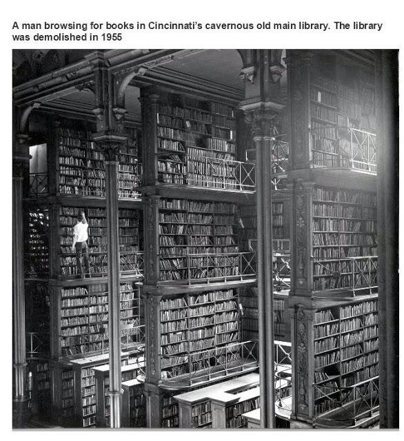 The Public Library of Cincinnati
