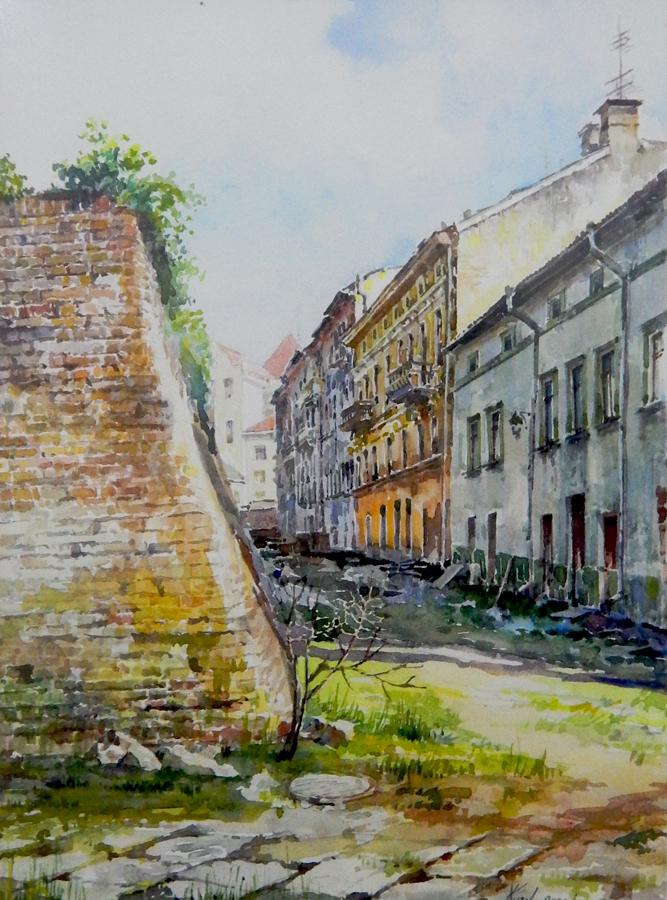 Кузів - Мури Станіслава 2003