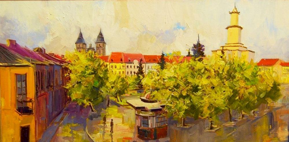 Юрій Писар - Ринкова площа, 2011