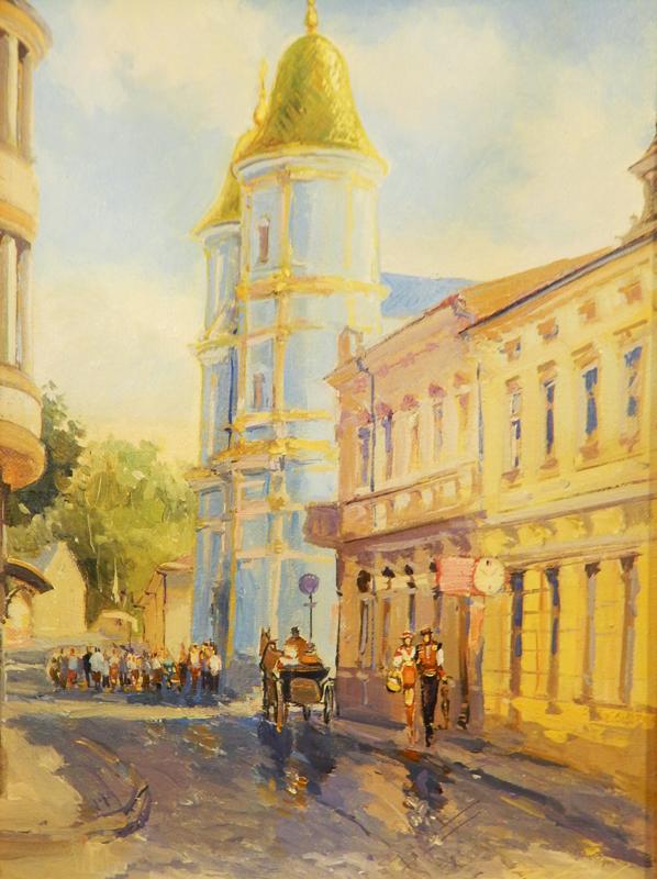 Повшик Володимир - Вірменська, 2016