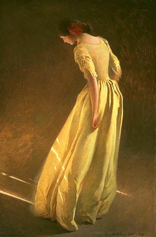 John White Alexander - Sunlight, 1909