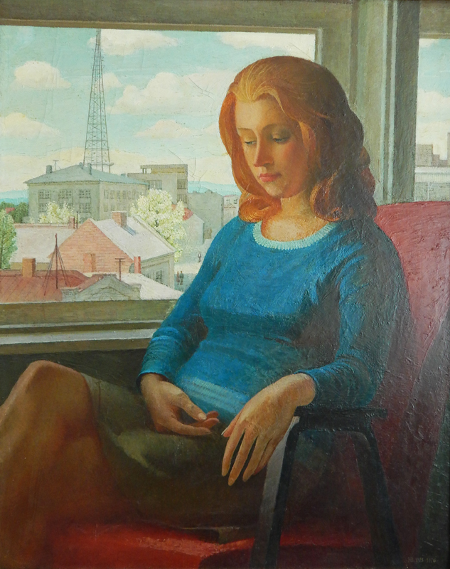 Микола Варення - Роздуми, 1975