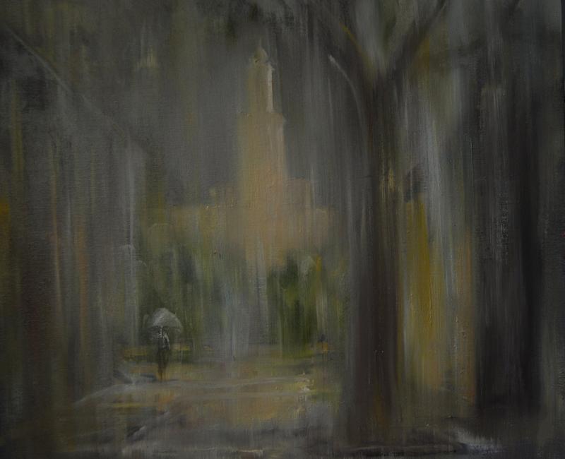 Юрій Писар - Дощ, 2010