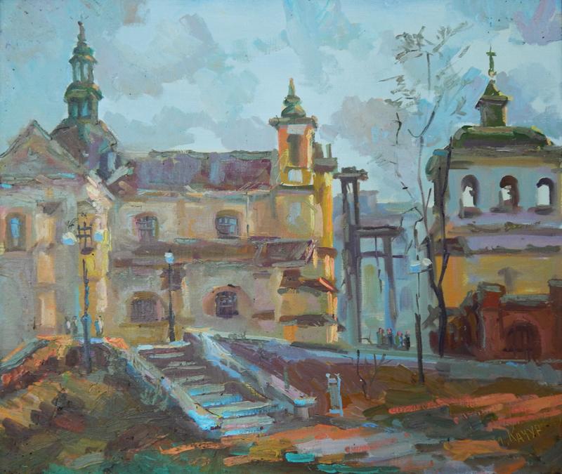 Качур Микола - Музей, 2016