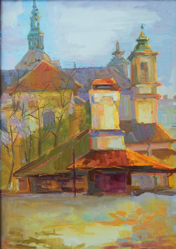 Микола Качур