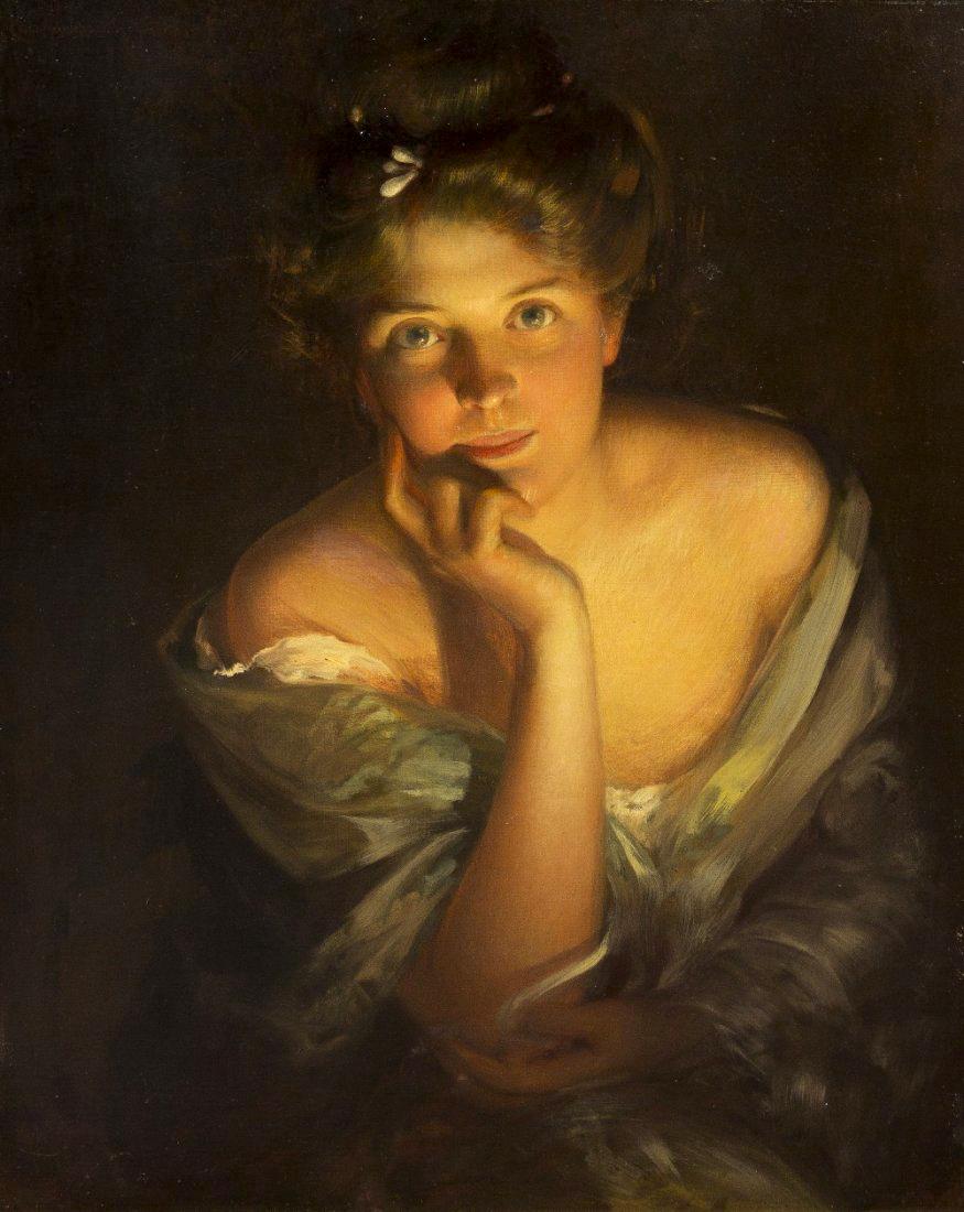 Charles Frederick Naegele - Hilda Clark Flower