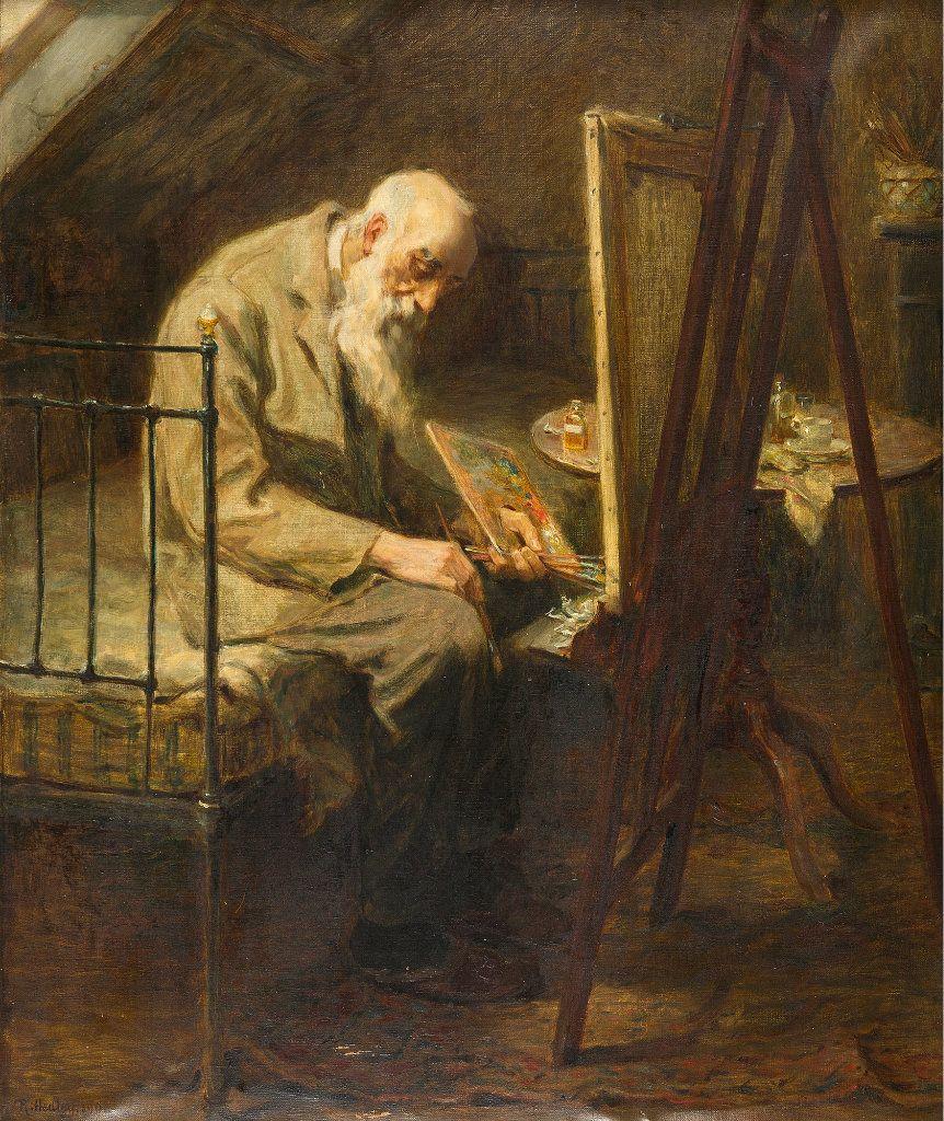 Ralph Hedley - Ars Longa, Vita Brevis