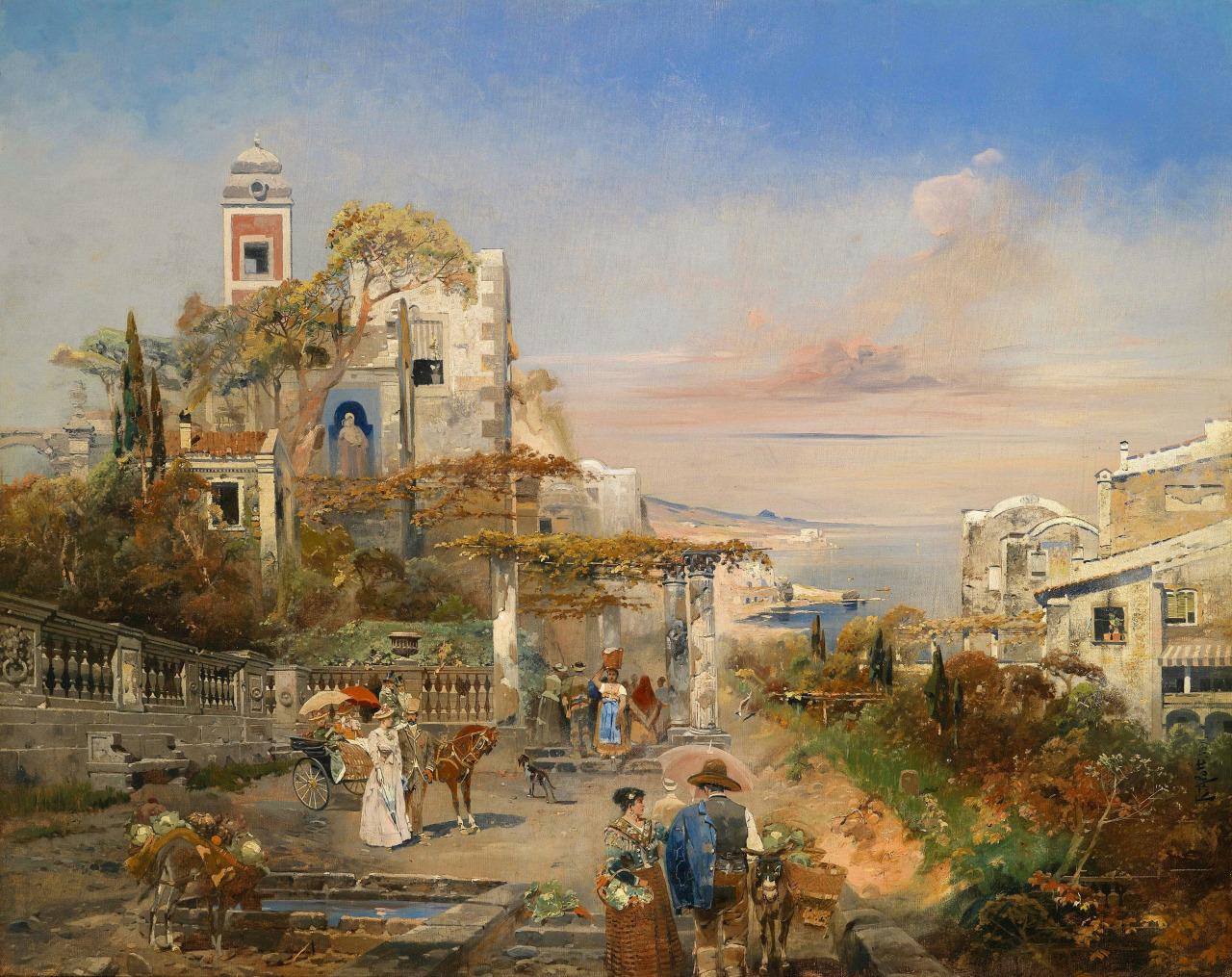 Robert Alott - Southern Capriccio, 1891