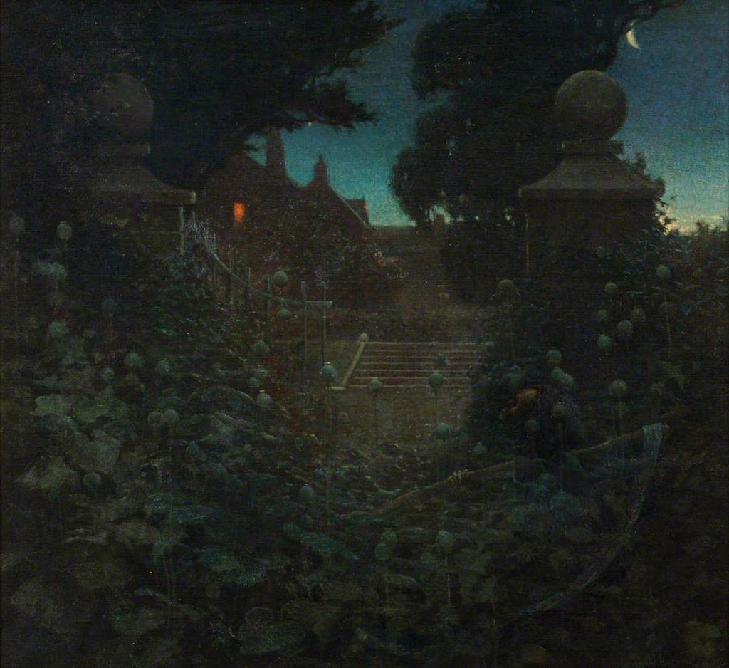 Benjamin Haughton (1865–1924) -  Dawn