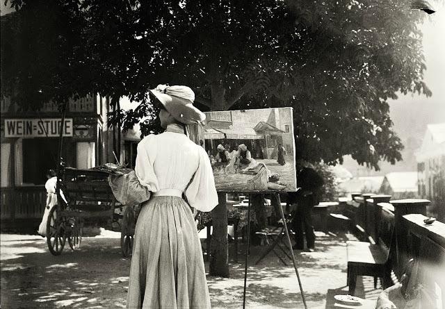 Vienna, Austria, 1900s-1910s