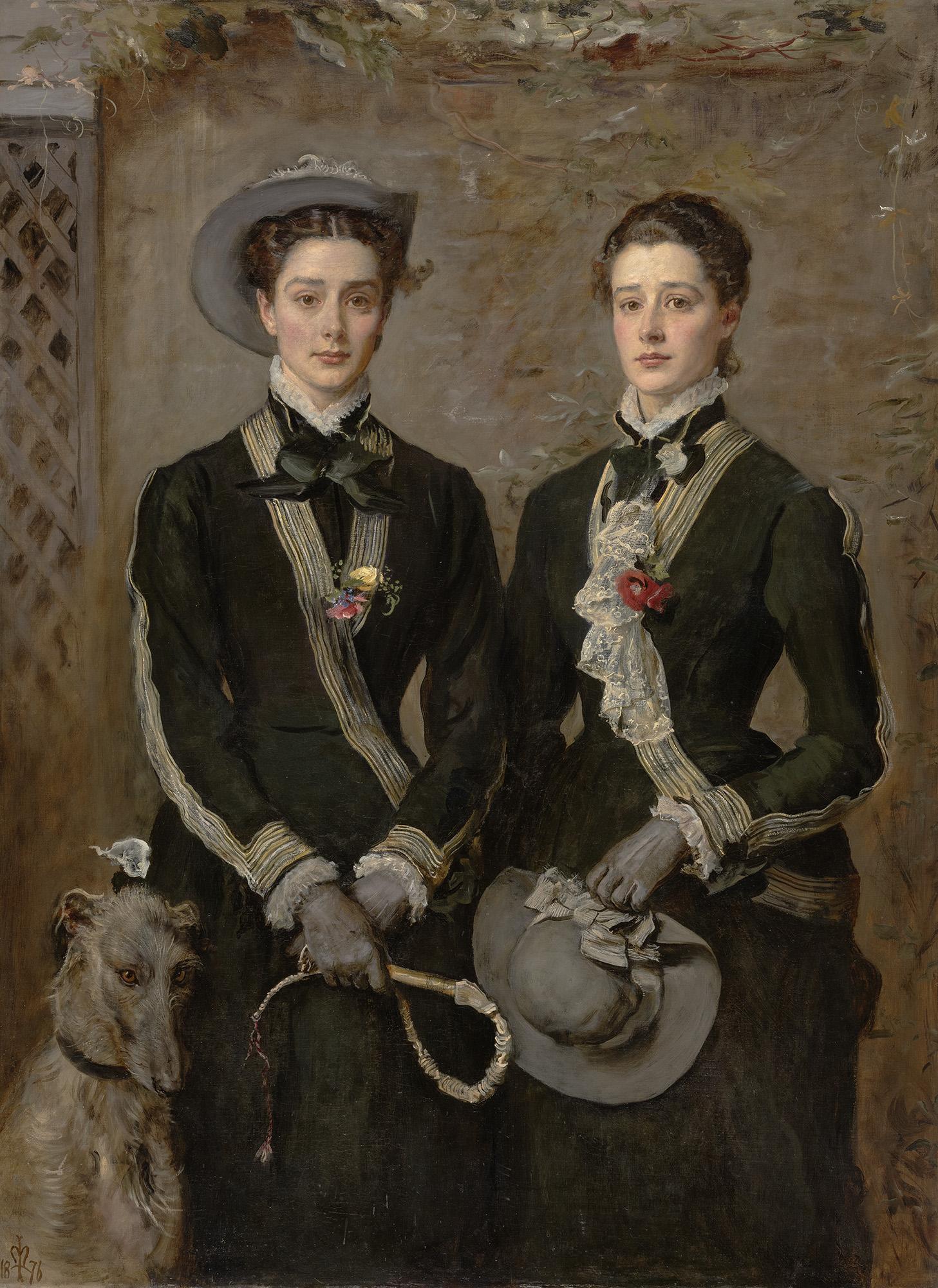 John Everett Millais - The twins, 1876