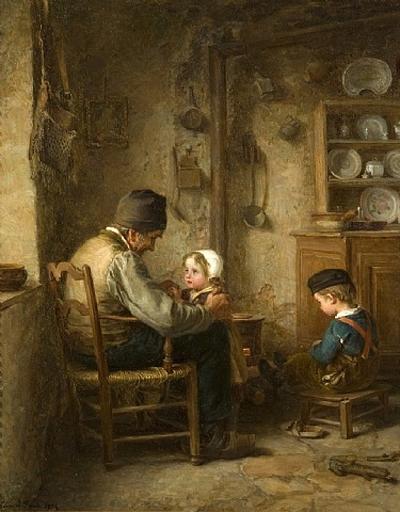 Age & Innocence Pierre Edouard Frère