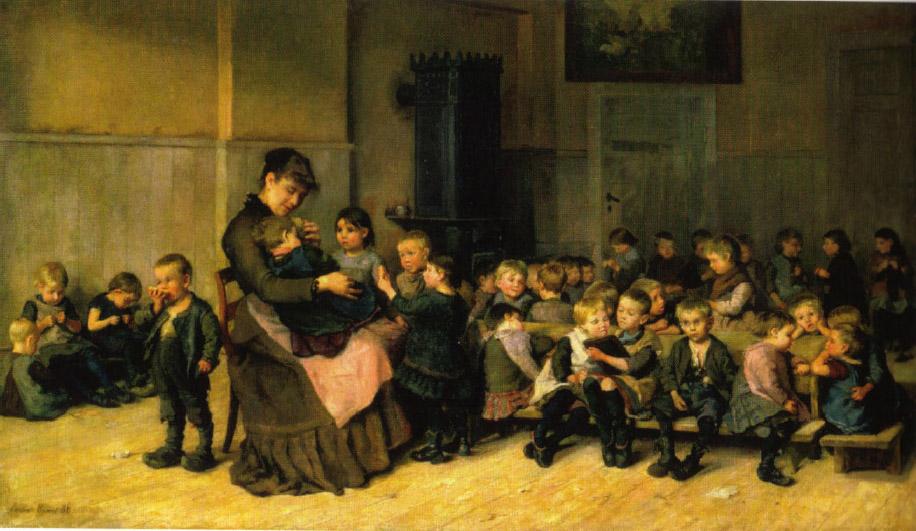 Emilie Mundt Asylet i Istedgade 1886
