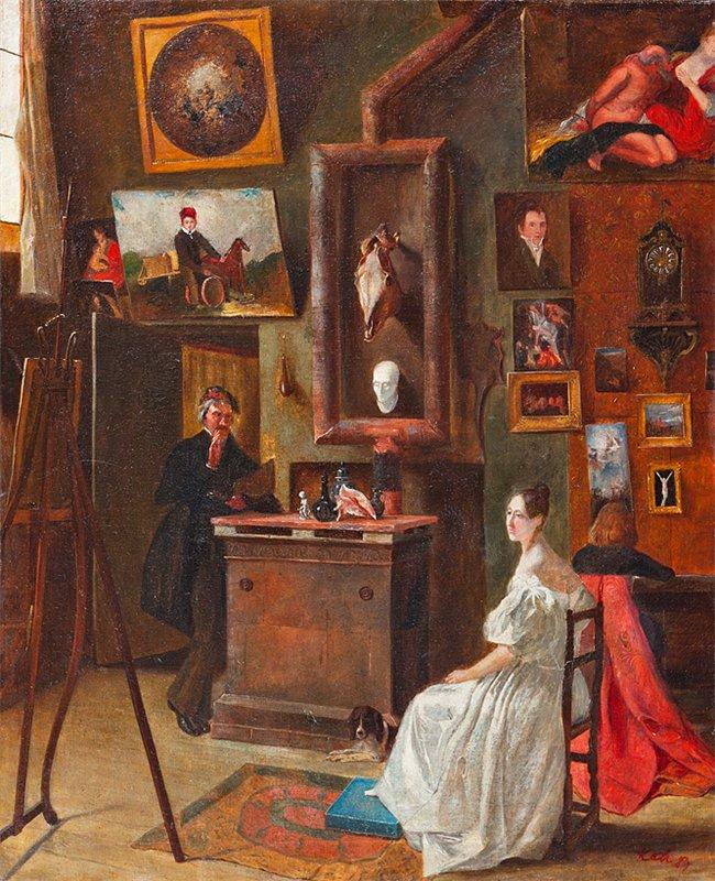 Genri Koch Maleratelier