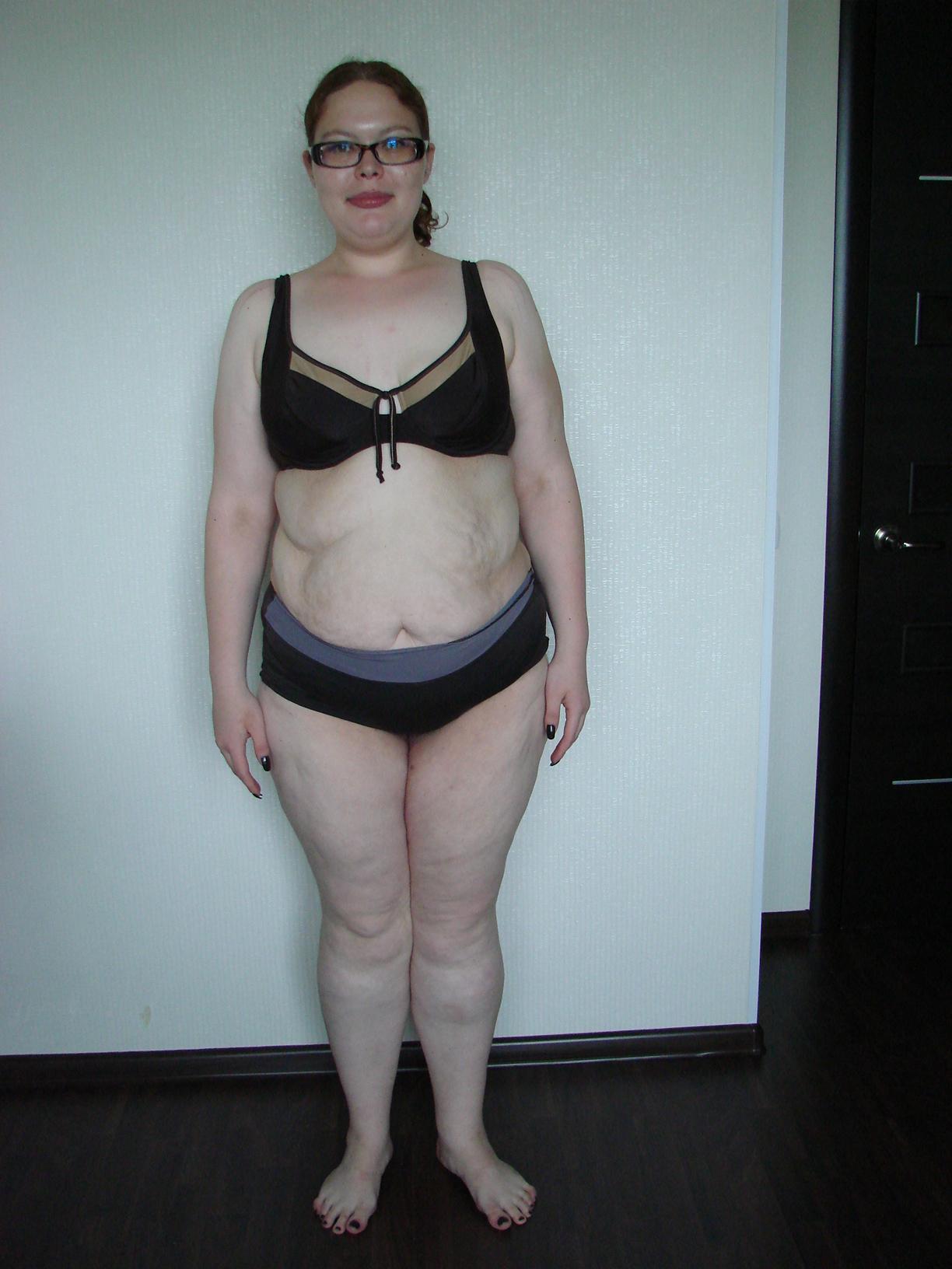 Толстые в купальник 15 фотография