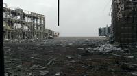 Донецкий аэропорт бой фото