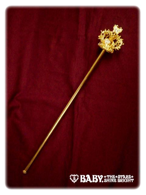gButterfly crown scepter