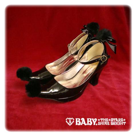 EnamelCircusShoes-black