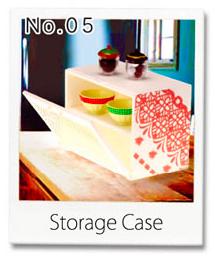 Storage case 5