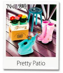 Pretty Patio boots