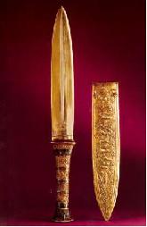 Кинжал с ножнами Каир Египетский музей
