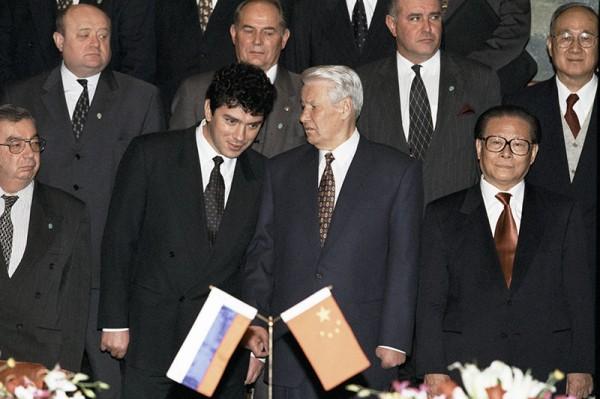 При Ельцине