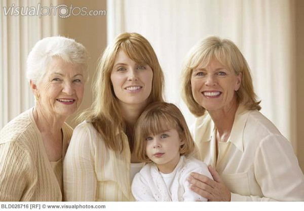 four_generations_of_female_family_members_smiling_BLD028716