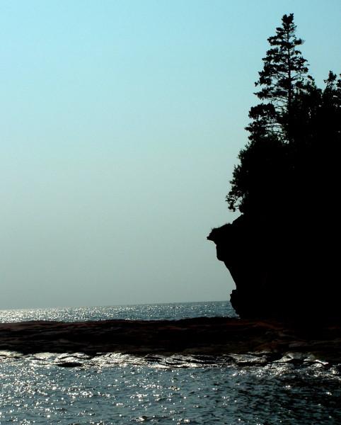 Bay of Fundy, Burncoat Head, Nova Scotia
