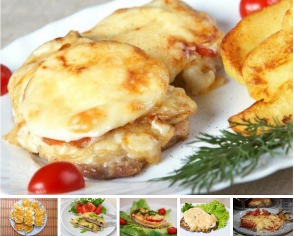 ТОП-6 рецептов мяса по-французски
