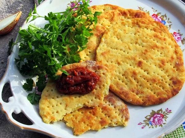 Финские картофельные лепёшки