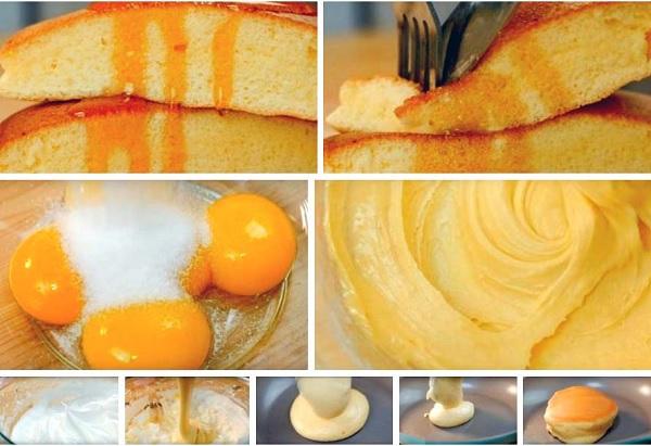Золотой рецепт оладьев