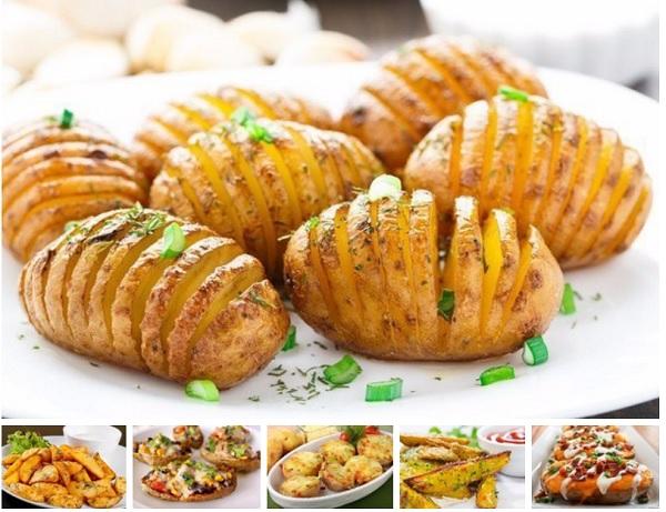 ТОП-6 простых, но очень вкусных блюд из картофеля