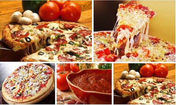 Пицца. 3 моментальных варианта теста и 7 лучших начинок