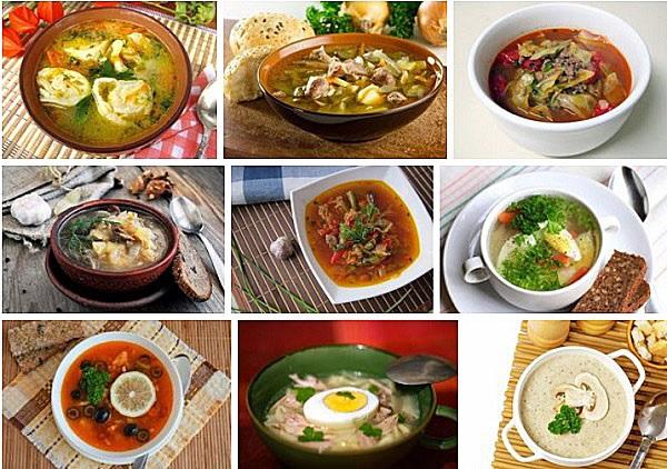 Топ-9 Вкуснейших горячих первых блюд