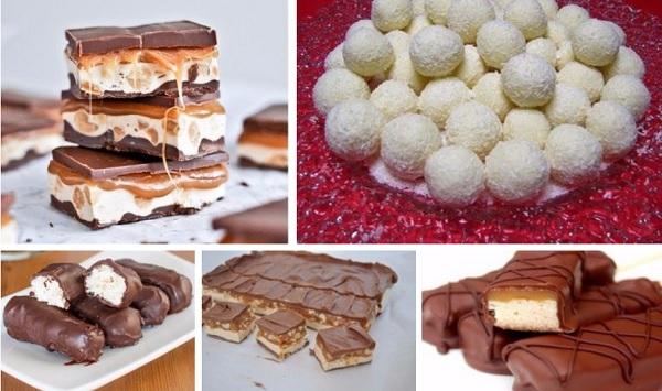 Любимые сладости по-домашнему