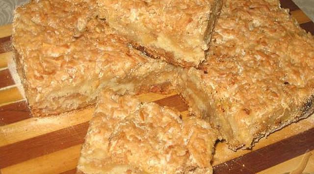 Удивительно вкусный и нежный яблочный пирог