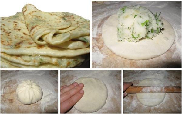 Дагестанское блюдо, а точнее сказать аварское