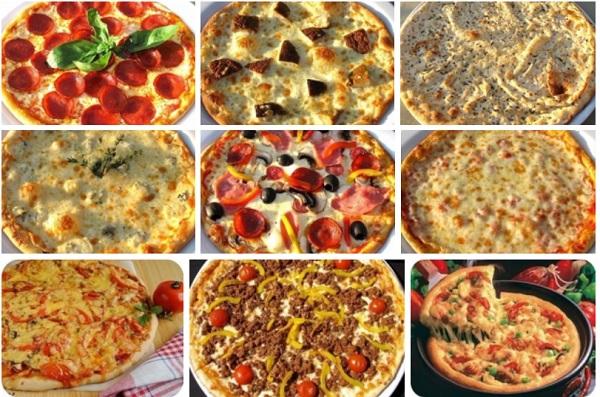 Настоящая итальянская пицца - 9 восхитительных рецептов