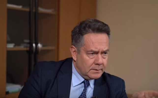 Николай Николаевич Платошкин об антинародных законах и безумных действиях властей РФ.
