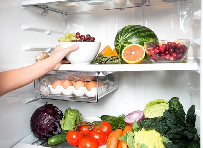 Все ли продукты можно хранить в холодильнике