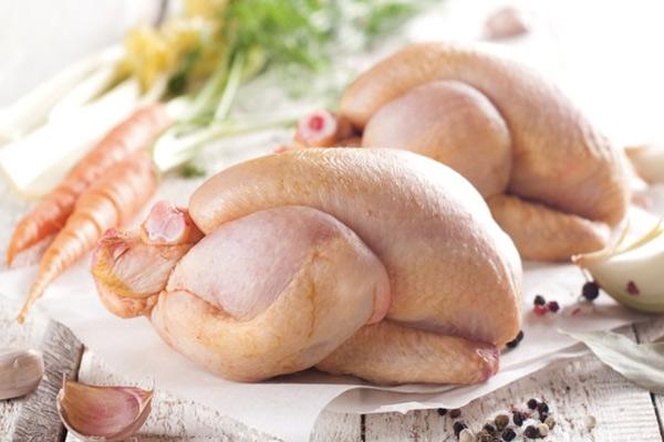 Ученые объяснили, почему нельзя мыть сырую курицу