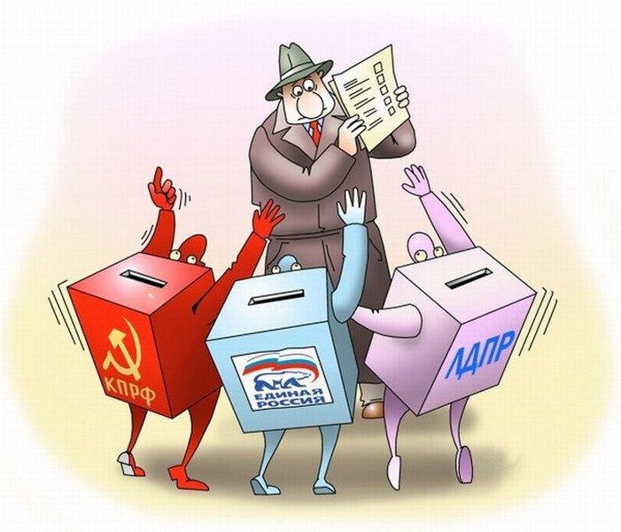Спрос на партийное строительство сегодня – откуда он?