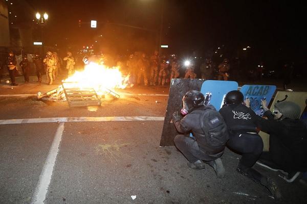 С чего бунтует Портленд – город свободы, демократии и детской проституции?
