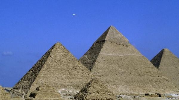 В Китае нашли пирамиду - ровесницу Великой пирамиды в Египте