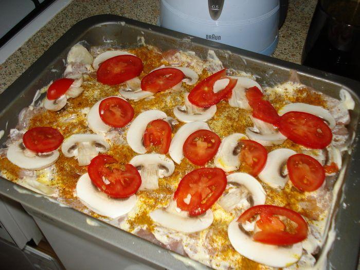 Горячая тарелка для приятного аппетита