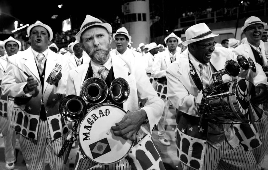 Варг на карнавале