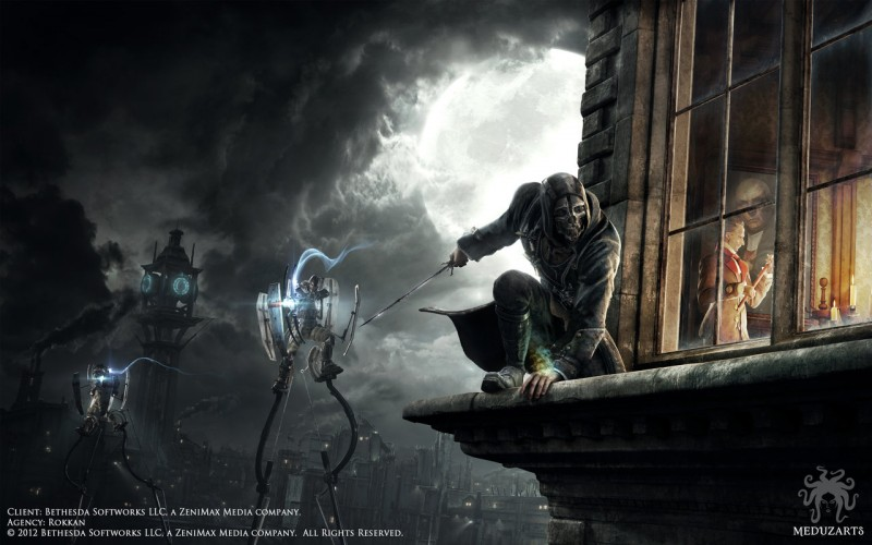 dishonored___stealth_key_art_by_meduzarts-d5osqly