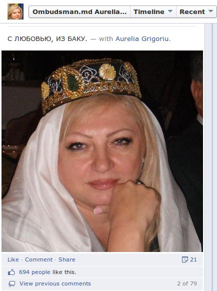 Ombudsman.md Aurelia Grigoriu